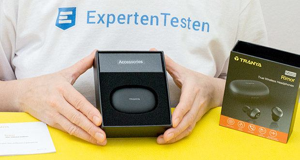 Tranya Rimor Bluetooth Kopfhörer im Test - mit Realtek Bluetooth Codec