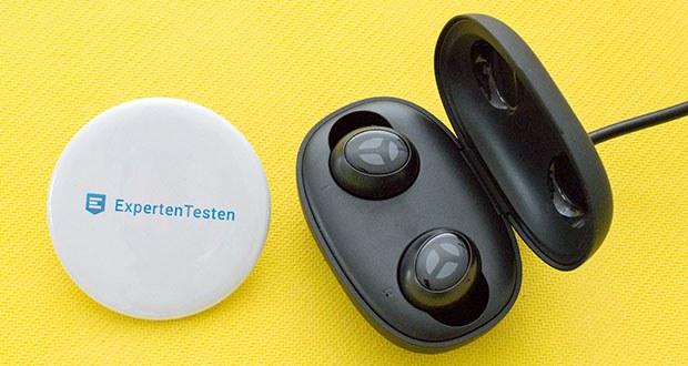 Tranya Rimor Bluetooth Kopfhörer im Test - 25 Stunden Gesamtspielzeit mit Ladekoffer