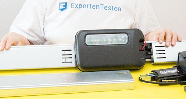 Sommer Garagentorantrieb S9080 Base+ im Test - ADAMS Stromprüfer VDE/GS geprüft (Spannungsprüfer, Phasenprüfer) 125-250 Volt