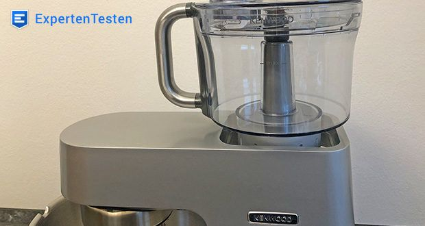 Kenwood Cooking Chef Gourmet KCC9060S Küchenmaschine im Test - neben dem leistungsstarken 1.500 Watt-Motor begeistert die Cooking Chef mit ihrer Induktionstechnologie