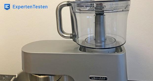 Kenwood Cooking Chef Gourmet KCC9060S Küchenmaschine im Test - neben den im Lieferumfang enthaltenen Aufsätzen gibt es noch über 25 optionale Zubehörteile