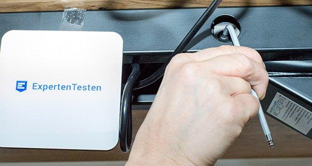 KLRStec Innensechskant Imbusschlüssel Set 9-teilig im Test - verfügt über Kugelkopf-Profile die es ermöglich in einem Winkel von bis zu 30° Grad zu arbeiten