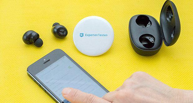 Tranya Rimor Bluetooth Kopfhörer im Test - mit 10 mm Treiber gebaut, diese Ohrhörer verbinden sich sofort mit Ihrem Gerät