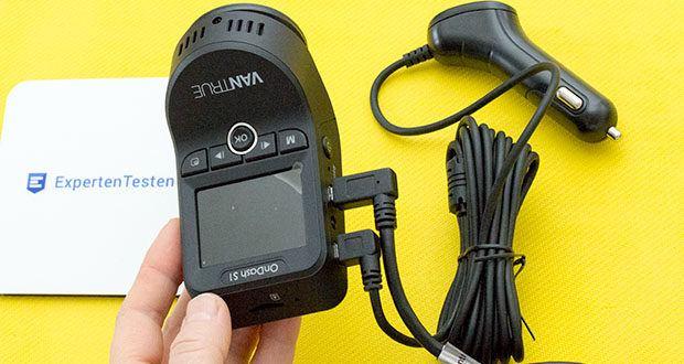 VANTRUE S1 Dual Dashcam im Test - es liefert eine sicherere Fahrumgebung und längere Lebensdauer