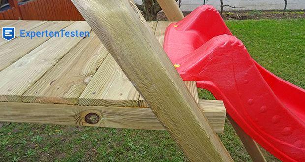 WICKEY Doppelschaukel mit Rutsche im Test - ausführliche Montageanleitung für den einfachen Aufbau