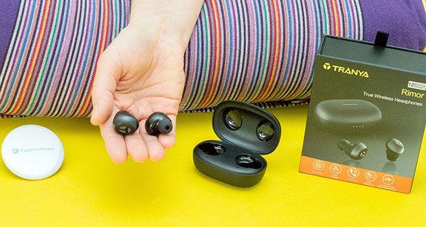 Tranya Rimor Bluetooth Kopfhörer im Test - liefert die höchste Klangqualität und lässt Sie alle Details hören
