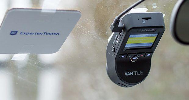 VANTRUE S1 Dual Dashcam im Test - eine neue Dual-Lens Dashcam von Vantrue