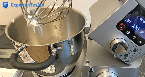 Kenwood Cooking Chef Gourmet KCC9060S Küchenmaschine im Test - Sie können sicher sein, dass jedes Gericht perfekt gelingt!