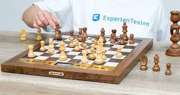 Millennium Schachcomputer The King Performance M830 im Test - der persönlichste und aufregendste Schachpartner, den Sie je hatten!