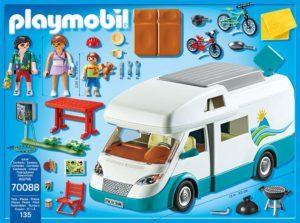 Welche Arten von Playmobil gibt es in einem Testvergleich?