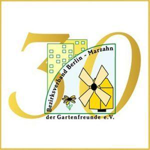 Bezirksverband Berlin-Marzahn der Gartenfreunde e.V. logo