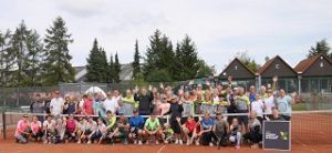 Das Interview mit Dennis Lohrfink vom Verein Tennis-Club Grün Gelb