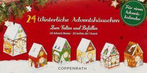 Christian Kämpf Adventshäuschen Adventskalender zum Befüllen: Erfahrungen, Test und Vergleich