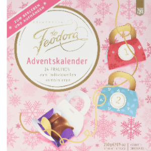 Feodora Chocolade Do it yourself DIY-Adventskalender: Erfahrungen, Test und Vergleich