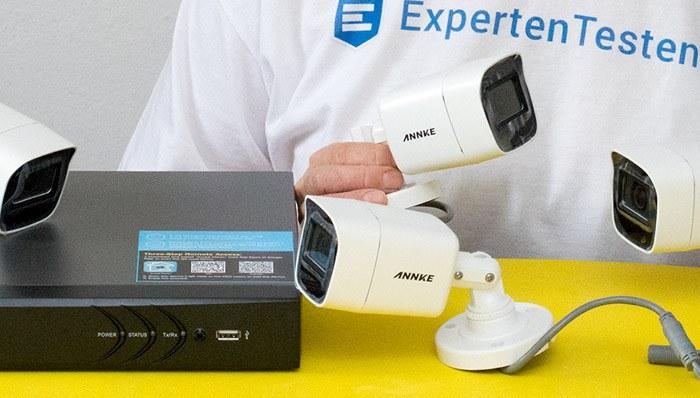 Überwachungskamera Sets im Test auf ExpertenTesten.de
