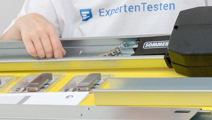 Garagentorantriebe im Test auf ExpertenTesten.de