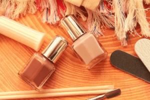 Kosmetik Nagelpflegeprodukte