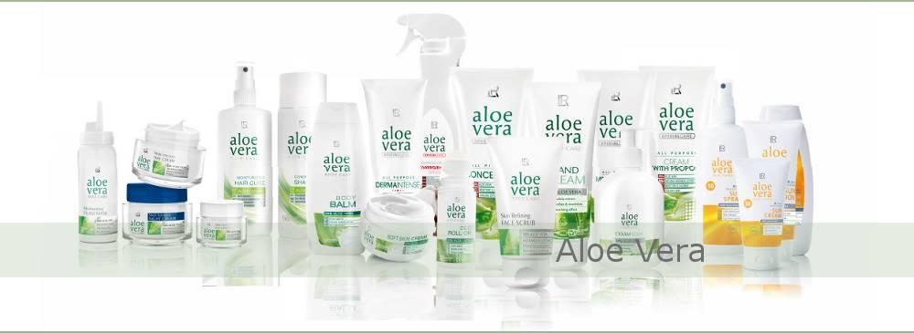 aloe vera Produkte im Belleso Onlineshop