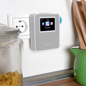 Blaupunkt Steckdosenradio in der Küche