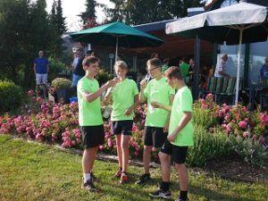 Das Interview über den Verein Tennis-Club Grün Gelb