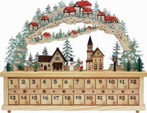 Was ist ein Holz-Adventskalender Test und Vergleich