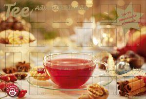 Was ist ein Tee-Adventskalender Test und Vergleich