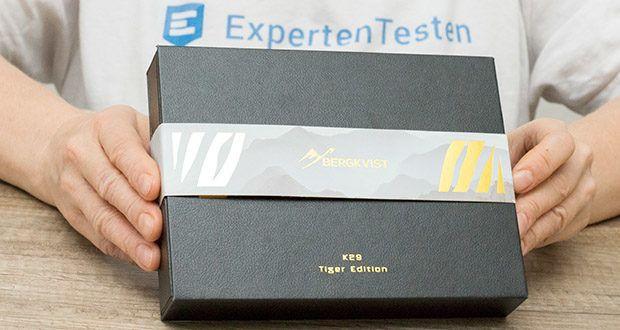 BERGKVIST 3-in-1 Taschenmesser K29 Tiger im Test - dein neuer Abenteuer-Begleiter