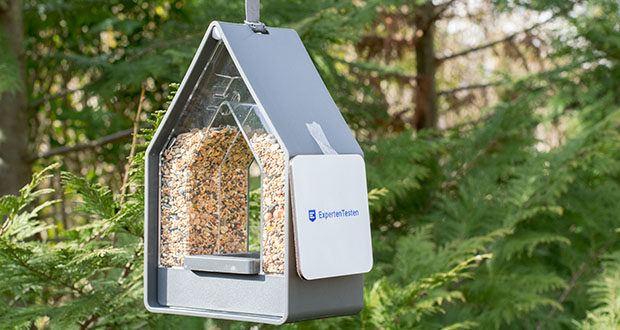 Emsa Vogel-Futtersilo für Kleinsingvögel im Test