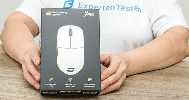 Endgame Gear XM1 Gaming Maus im Test - patentierte Analog-Technologie für echte