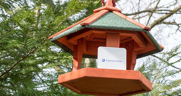 Karlie Bird'S World Wild Vogelhaus Rena im Test - Maße: 39,7 x 32,7 x 11,5 cm