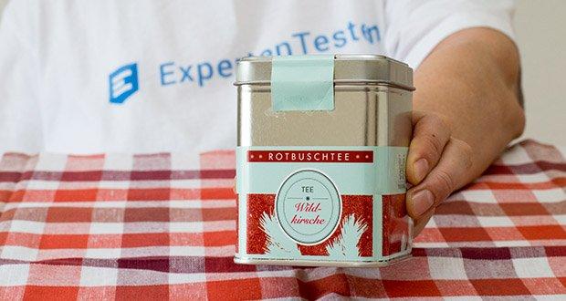 Dolcana Rotbusch/Wildkirsche Tee im Test - ist eine Marke, die Ihre Wurzeln in einer traditionsreichen Familie hat