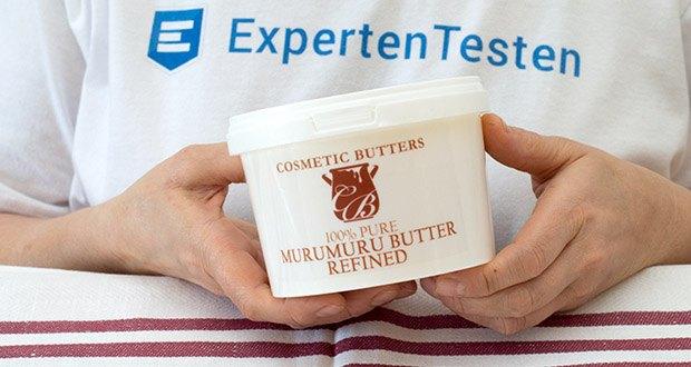 Mystic Moments Murumuru Butter im Test - als exzellente Weichmacher hilft es der Haut, Wasser zu speichern, indem sie einen Schutzfilm erstellt
