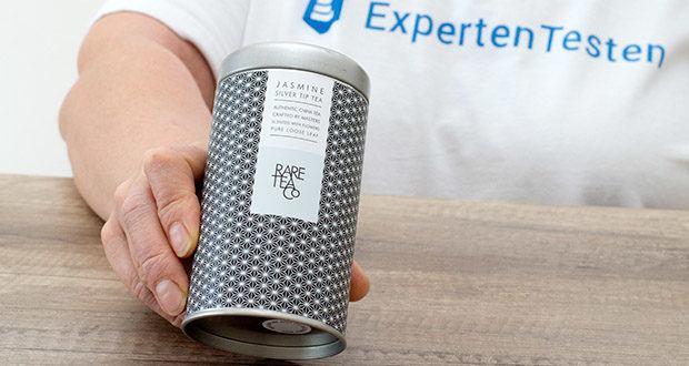Rare Tea Company Jasmine White Silver Tip Tee im Test - 1er Pack, Netto-Gewicht - 25 g
