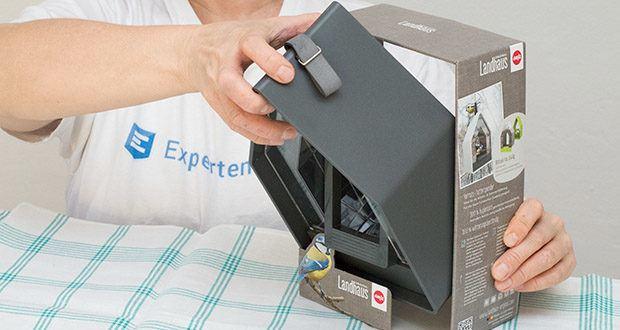 Emsa Vogel-Futtersilo im Test - Made in Germany