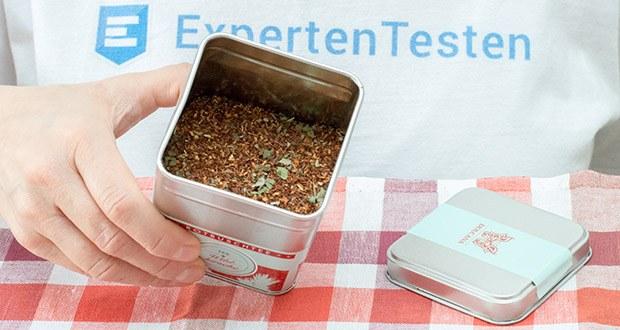 Dolcana Rotbusch/Wildkirsche Tee im Test - frei von Geschmacksverstärkern