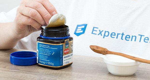 Manuka-Health Manuka Honig MGO 250+ (250 g) im Test - ist ein Naturprodukt, das wegen seiner Eigenschaften weltweit geschätzt wird