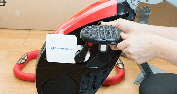 Wellactive Heimtrainer F-Bike Curved im Test - clevere Funktionen für beeindruckenden Komfort