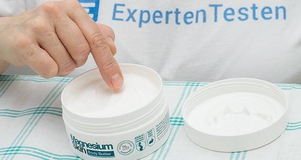 BetterYou Magnesium Body Butter im Test - Dermatologisch getestet