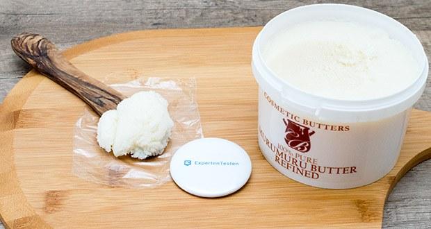 Mystic Moments Murumuru Butter im Test - Anwendungen: In der Regel in Shampoos, Seifen, Cremes, Conditioner, <a href=