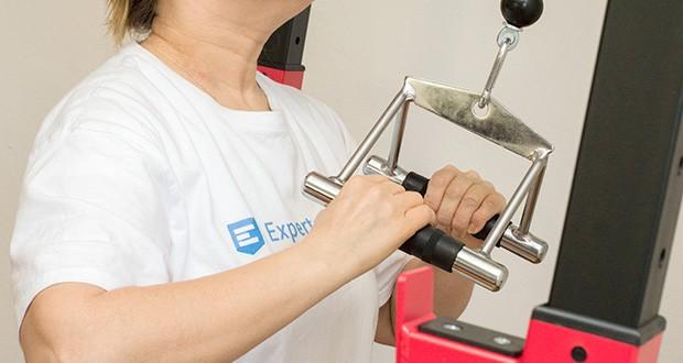 Wellactive Power Rack Griffe-Set im Test - bringt Sie beim Training weiter voran