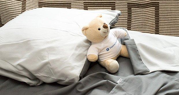 Wolkenfeld Bettwäsche im Test - besonders angenehm auf der Haut und ideal für Allergiker