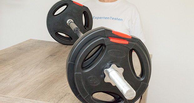 Wellactive Langhantelstange im Test - hohes Eigengewicht – perfektes Trainingsgerät