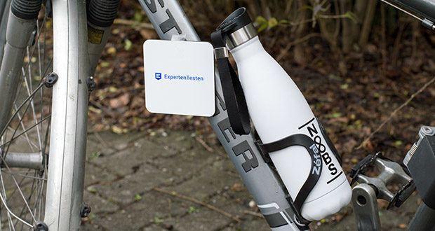 Noobs Premium Thermosflasche 500ml weiß im Test - eine ideale umweltfreundliche Outdoor-Flasche ohne Weichmacher für jede Sportart, Outdoor-Freizeit Beschäftigung, Fahrrad fahren, Fitness