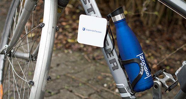 Noobs Premium Trinkflasche 500ml blau im Test - eine ideale umweltfreundliche Outdoor-Flasche ohne Weichmacher für jede Sportart, Outdoor-Freizeit Beschäftigung, Fahrrad fahren, Fitness