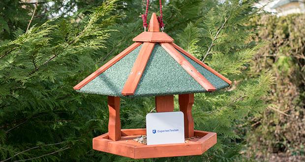 Karlie Bird'S World Wild Vogelhaus Rena im Test - einfache, flexible Anbringung