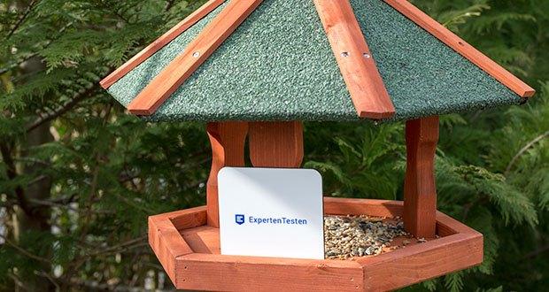 Karlie Bird'S World Wild Vogelhaus Rena im Test - einfache flexible Befestigung