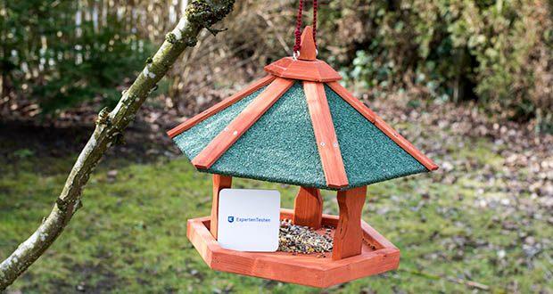Karlie Bird'S World Wild Vogelhaus Rena im Test - aus wetterbeständigem Holz
