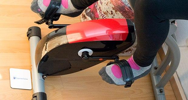 Wellactive Heimtrainer F-Bike Curved im Test - Heimtrainer für Anfänger und Fortgeschrittene