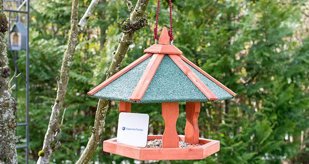 Karlie Bird'S World Wild Vogelhaus Rena im Test - leichte Reinigung