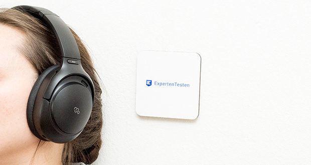 Mu6 Space 2 Active Noise Cancelling Kopfhörer im Test - Rauschunterdrückung: Aktive Rauschunterdrückung mit Composite Feedback